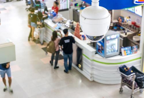 Monitoring do sklepu Warszawa